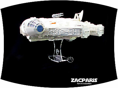 $15.42 • Buy Display Stand For Star Wars Millennium Falcon Kenner , POTF 1995 & OTC 2004