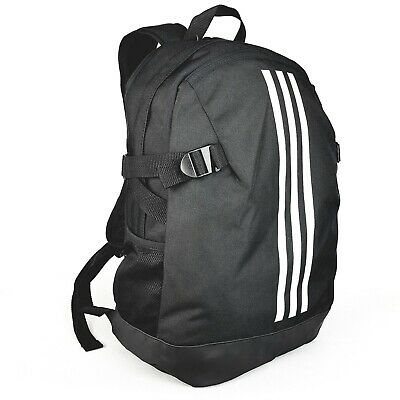 AU45.95 • Buy ADIDAS Performance  Power IV Backpack BLACK  AU Stock School Gym   Bag LAST ONE!