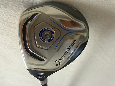 $ CDN130 • Buy LH TaylorMade Jetspeed  5/19* Wood W/Velox T 69 Stiff Graphite Shaft