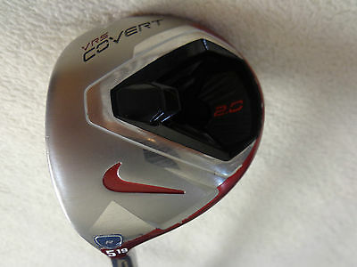 $ CDN128 • Buy LH - Nike VR-S Covert 2.0 5/19* Wood W/Kuro Kage 2.0 Black 60 Regular Shaft