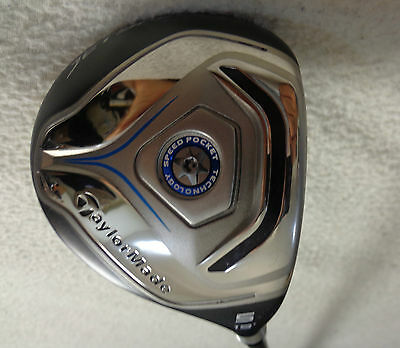 $ CDN144 • Buy TaylorMade JetSpeed 5/19*  Wood W/Velox T 49 Ladies Graphite Shaft