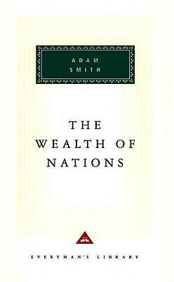 AU37.67 • Buy The Wealth Of Nations By Adam Smith Hardcover Book Free Shipping!