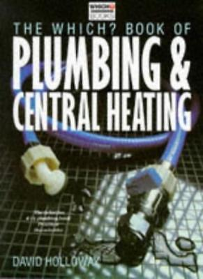 £2.24 • Buy Which? Book Of Plumbing And Central Heating Pb (Which Books),DAVID HOLLOWAY