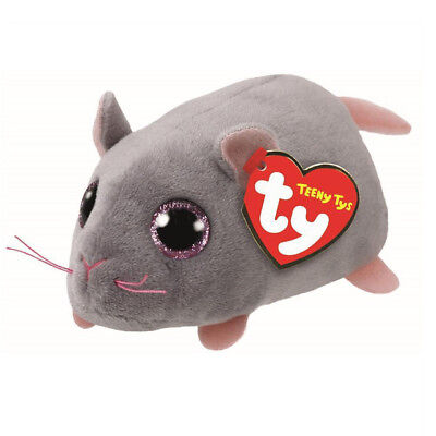 $ CDN13.86 • Buy TY Beanie Boos Teeny Tys 4  MIKO Mouse Stackable Plush Stuffed Animal Toy MWMTs