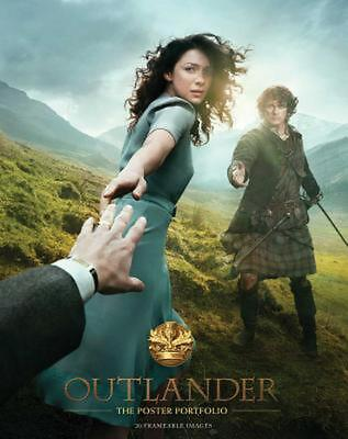 AU33.40 • Buy Outlander: The Poster Portfolio By Insight Editions (English) Paperback Book Fre