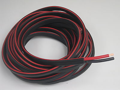 AU89 • Buy 12m 8B&S DUAL BATTERY CABLE 8 B S Twin 2 Core Auto Metre B&S 8BS BS Wire 12V 4x4