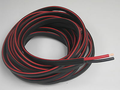 AU150 • Buy 20m 8B&S DUAL BATTERY CABLE 8 B S Twin 2 Core Auto Metre B&S 8BS BS Wire 12V 4x4