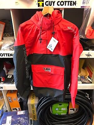 Vass Team Edition Lightweight Vass Tex 175 Smock - Red/black • 69£