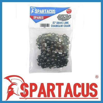 £18.49 • Buy Spartacus SP069 Replacement Chainsaw Chain 40 Cm 16 Inch 57 Links