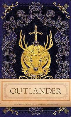 AU23.57 • Buy Outlander Hc Ruled Journal By Insight Editions (English) Hardcover Book Free Shi