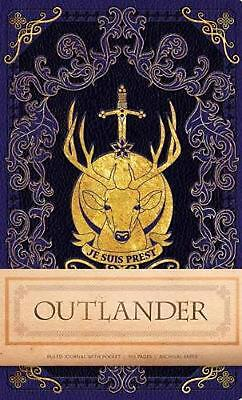 AU25.63 • Buy Outlander Hc Ruled Journal By Insight Editions (English) Hardcover Book Free Shi