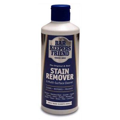 £5.99 • Buy Bar Keepers Friend Multi Surface Household Cleaner & Stain Remover Powder 250g