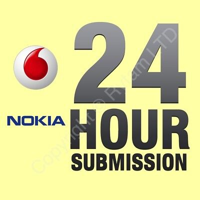 Unlock Code Service Nokia Lumia 900 920 925 928 930 950 For Vodafone UK • 3.99£