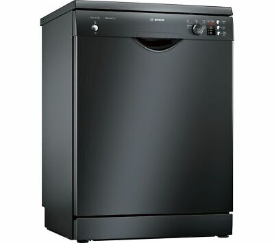 View Details BOSCH SMS25AB00G Full-size Dishwasher - Black - Currys • 345.99£