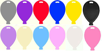 £2.79 • Buy Balloons Weights For Balloons Plastic Balloon Shape Any Occasion Party/Birthday