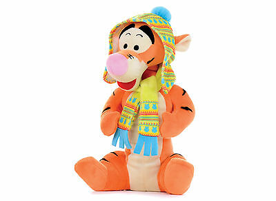 New 12  Disney Tigger Christmas Soft Toy From Winnie The Pooh Plush Soft Toy • 11.99£