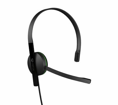 £15.99 • Buy MICROSOFT Xbox One Chat Headset - Black - Currys