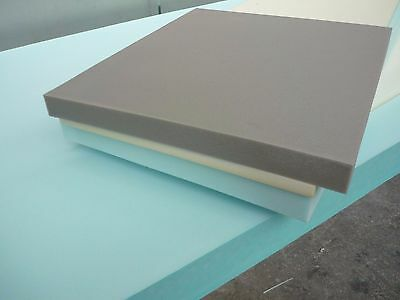 £0.99 • Buy  Foam Sheets / Pieces Cut To  50 X 20 X Depth Of Your Choice  (inches)
