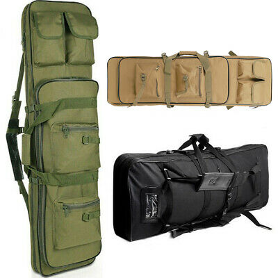 £24.99 • Buy 38 /46  Heavy Duty Rifle Gun Bag Pouch Protection Case Tactical Airsoft Hunting