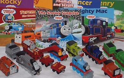 £11.99 • Buy Thomas & Friends Take N Play Magnetic Engines With Books - Choose From Various