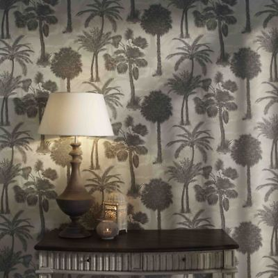 Arthouse Sophie Conran Coconut Grove Tropical Tree Pattern Wallpaper Leaf 950609 • 8.99£