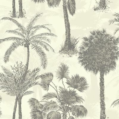 Arthouse Sophie Conran Coconut Grove Tropical Leaf Pattern Wallpaper Tree 950609 • 8.99£