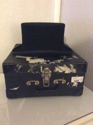 £100 • Buy Vintage Top Hat In Good Used Condition With Carrying/storage Case Hire/occasion