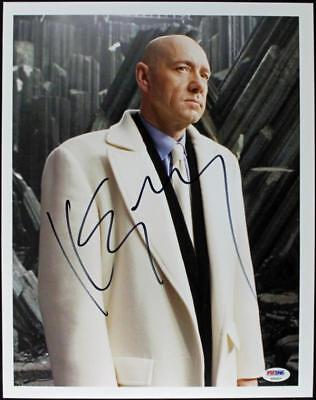 AU160.34 • Buy Kevin Spacey Superman Returns Signed Authentic 11X14 Photo PSA/DNA #T50427