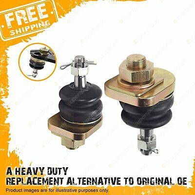 AU265 • Buy Pair Front Adjustable Control Arm Ball Joints For Toyota Hilux Kun26R N70 05-15