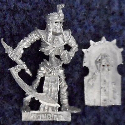 2002 Undead Tomb Guard 3 Games Workshop Warhammer Vampire Counts Army Kings D&D • 14£