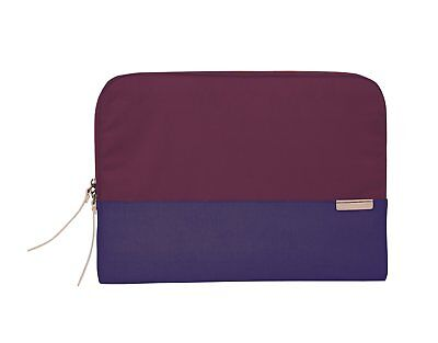 Genuine STM Bags Grace Sleeve Pouch For 11/12 Inch Laptop Notebook- Dark Purple  • 9.99£