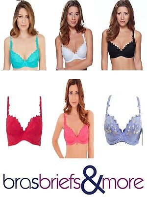 £13 • Buy Lepel Fiore Padded Push Up Bra 93200 Various Colours BNWT