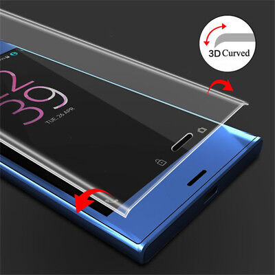 AU3.91 • Buy 3D Full Cover Tempered Glass Screen Protector For Sony Xperia XZ /XP/XZ1 Compact