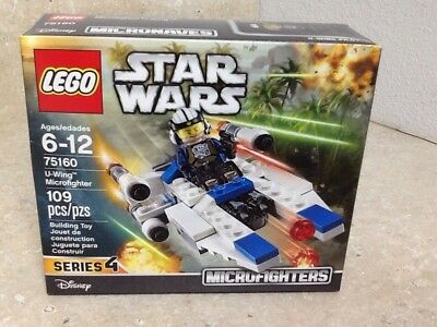 $ CDN28.12 • Buy Lego U-Wing Microfighter 75160 With 1 Minifig