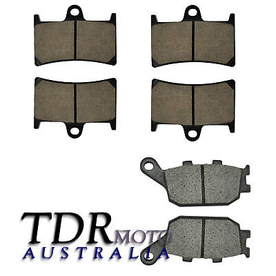 AU38.21 • Buy NEW Front & Rear Disc Brake Pads For Yamaha YZF-R1 YZF R1  2004 2005 2006
