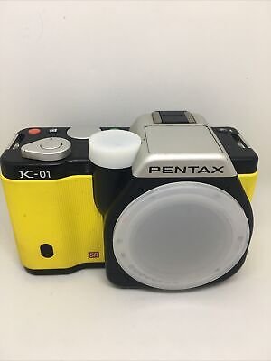 Pentax K01 K-01 16MP Digital Camera - Full Spectrum Converted Infrared IR Astro • 288.89£