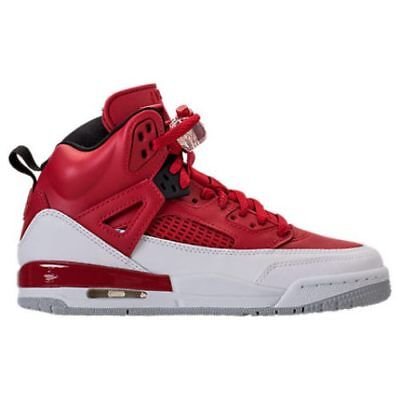 huge selection of 237cb 54f43 New Air Jordan Youth Spizike GS Shoes (317321-603) Gym Red Black