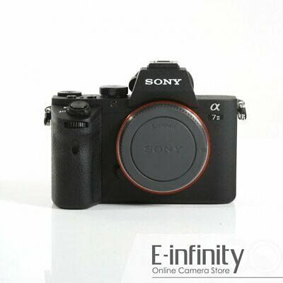 $ CDN1324.15 • Buy NEW Sony Alpha A7II Mirrorless Digital Camera (Body Only)