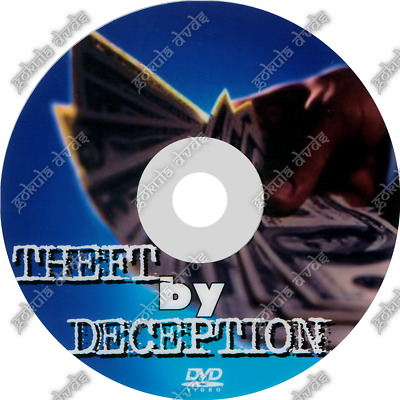 £5.95 • Buy Theft By Deception [DVD - 1h38m]