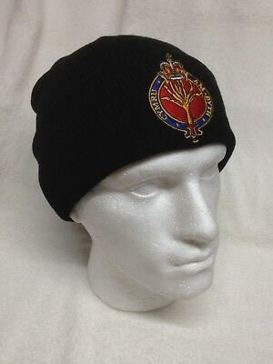 Welsh Guards - British Army Units - Woolly Turn Up Hat / Woolly Beanie • 12£