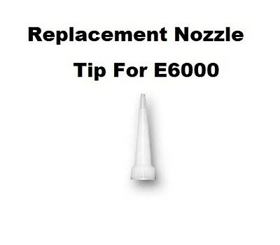 Replacement Nozzle Tip For E6000 Glue Fits 29.5 Ml 1oz 1 5 Or 10  • 7.63£