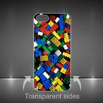 Lego Bricks Luxury Hard Phone Case Cover Iphone & Samsung Gift For Her Him • 6.26£