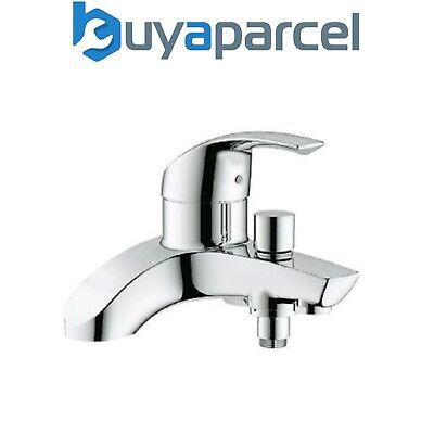 Grohe 25105 Eurosmart Deck Mounted Single Lever Bath Shower Mixer Low Pressure • 148.99£