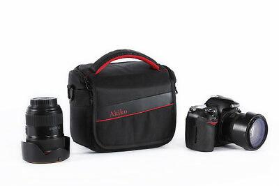 AU37.52 • Buy Waterproof Shoulder Camera Bag Case For Panasonic LUMIX DMC FZ2000 FZ72