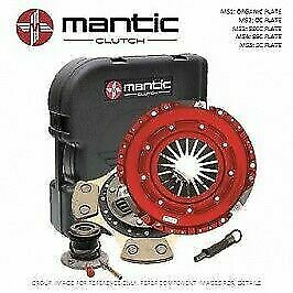 AU436.92 • Buy Mantic Stage4 Clutch Kit ForTOYOTA STARLET EP82 1.3L Turbo4EFTE 1989-1996 5SPEED