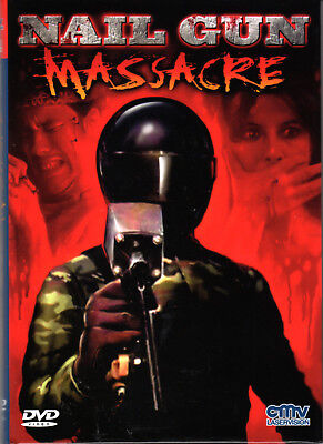 Nail Gun Massacre , Small Hardbox , Uncut , New , CMV , Blutgericht In Arizona • 29.95£