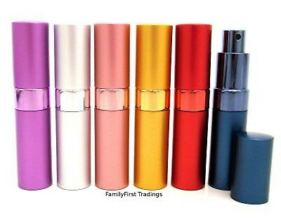 Perfume Atomiser Bottle Aftershave Atomizer 15ml Pump Travel Refillable Spray • 3.75£
