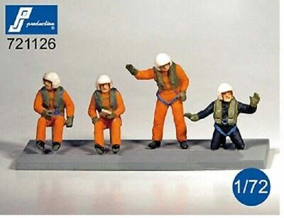 £7.35 • Buy PJ Production 721126 1/72 SAR Helicopter Crew Resin Figures