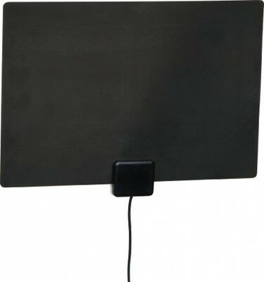 £24.82 • Buy Thin Amplified Indoor TV Aerial For HD TV Freeview FM DAB Radio Wideband Antenna