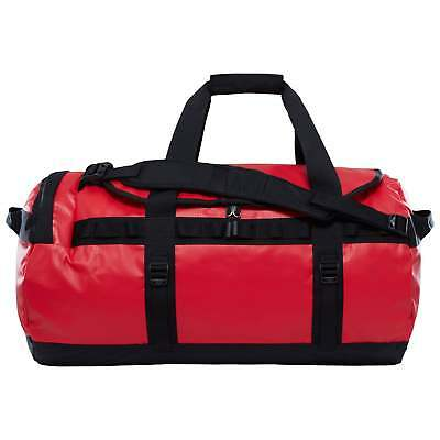 The North Face Base Camp Duffel Medium Travel Bag - Red • 79.49£